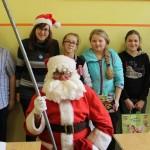VI klasa z Mikołajem