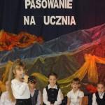 ślubowanie I klas 2015 Charnowo (1)
