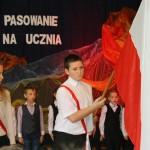 ślubowanie I klas 2015 Charnowo (5)